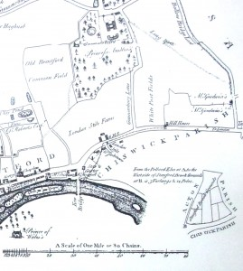 Survey of Ealing Parish 1777